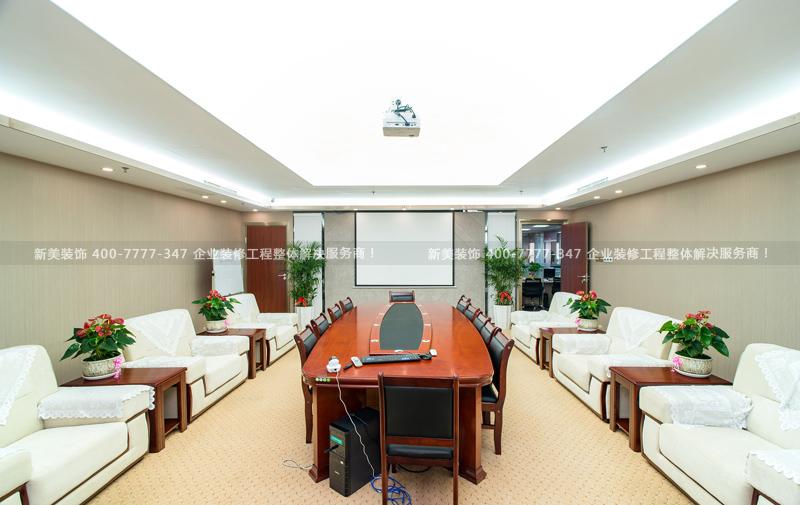 深圳会议室装修设计