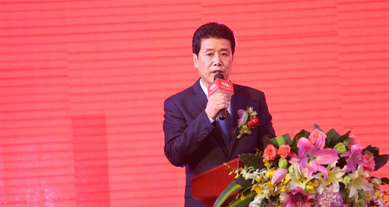 集团工程管理中心首席质量官杨金平做工作汇报