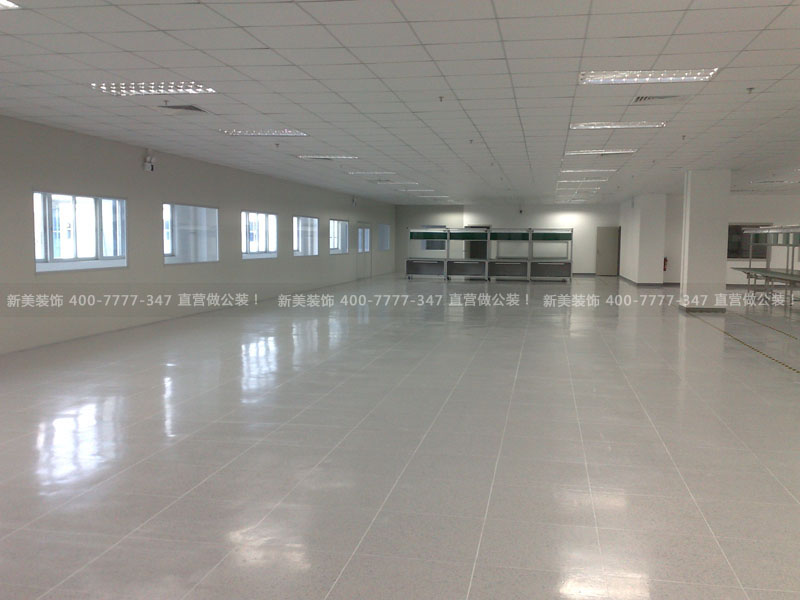 深圳厂房装修