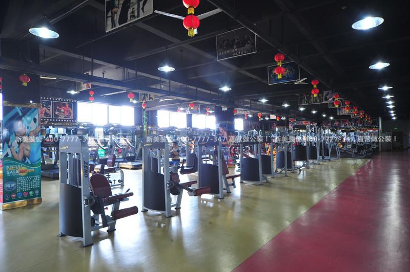 健身房装修公司