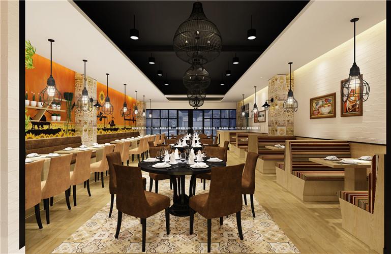 深圳餐饮装修 | 李朗茶餐厅