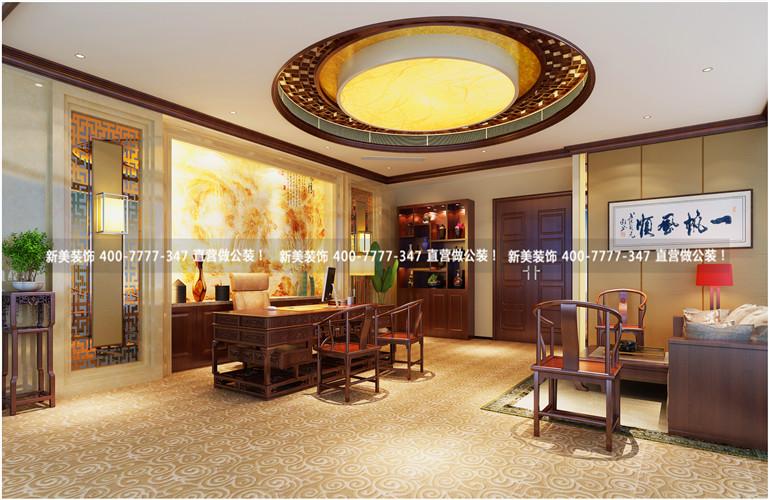 深圳办公室装修 | 梅林卓越广场