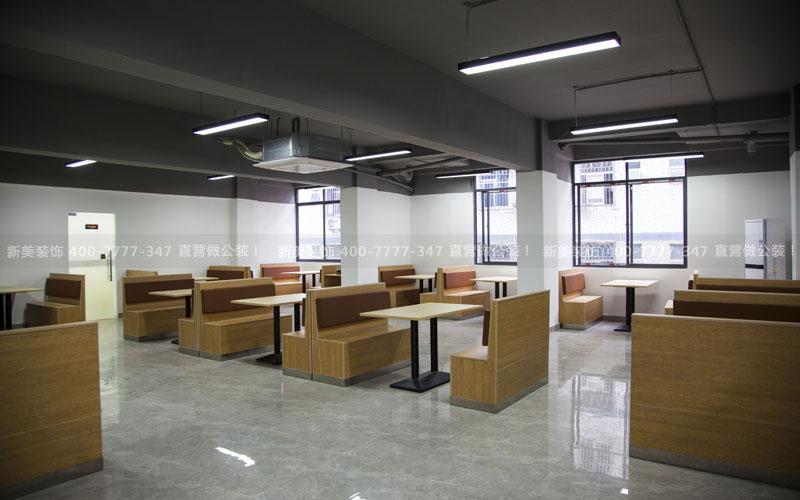 深圳办公室装修 | 超越激光技术有限公司