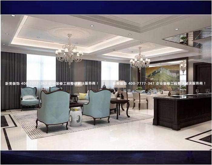 厦门酒店装修 | 厦门未来海岸酒店