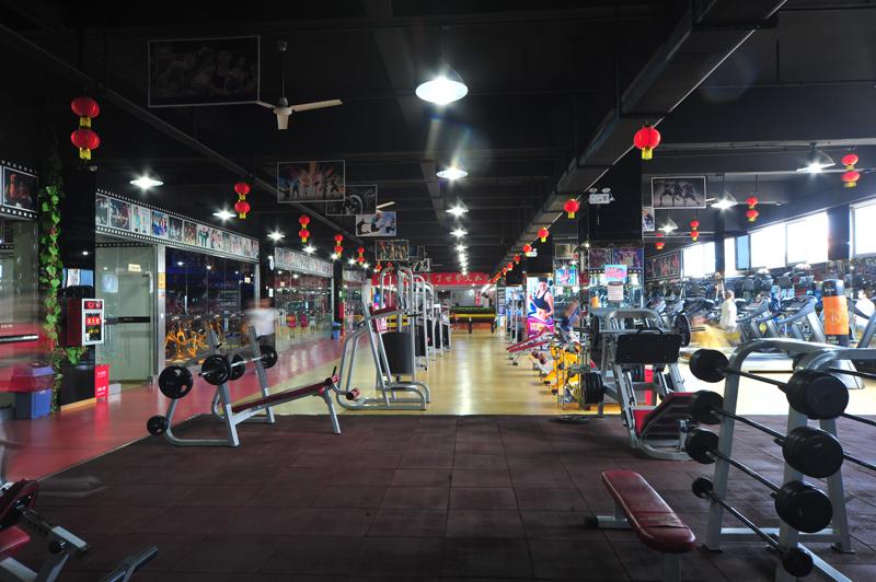 深圳健身房装饰的风格推荐