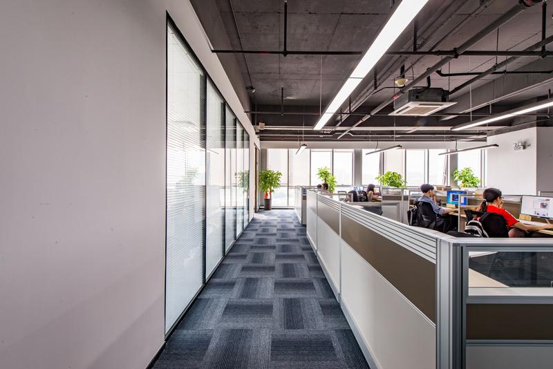 深圳办公室装修之办公室采光一定要认真对待