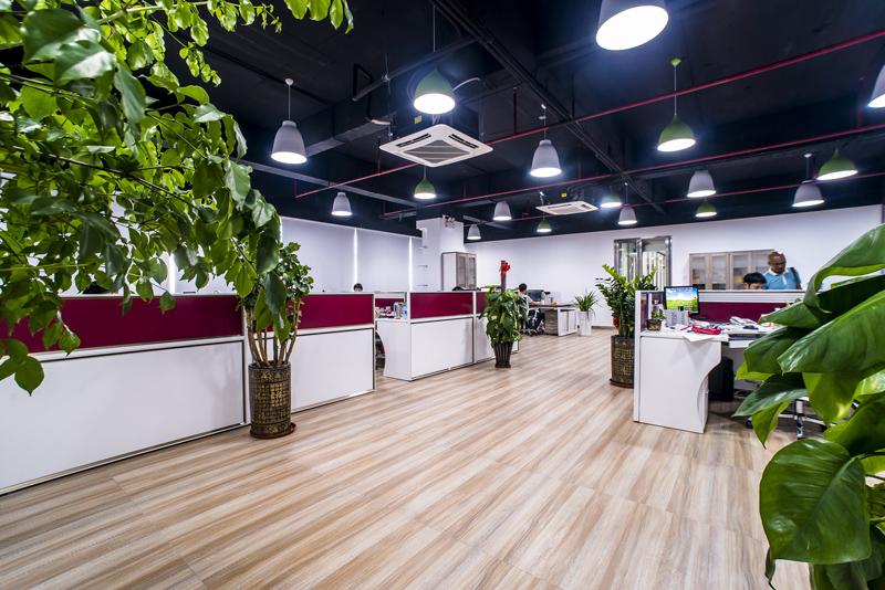 深圳办公室装修之环保设计的要点有哪些?