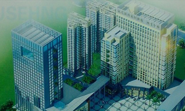 新美装饰成功签单深圳图书贸易公司办公室装修工程