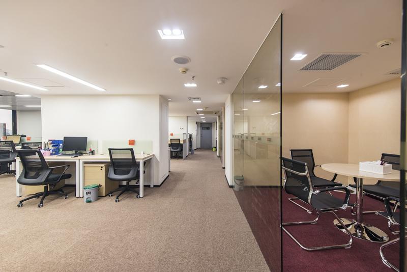 办公室设计与装修之间有什么关联