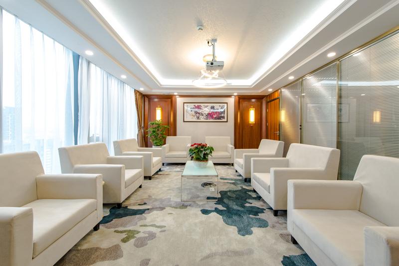深圳办公室装修需要充满个性化