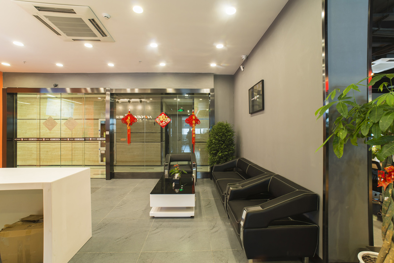 深圳办公室装修中要做到绿色环保
