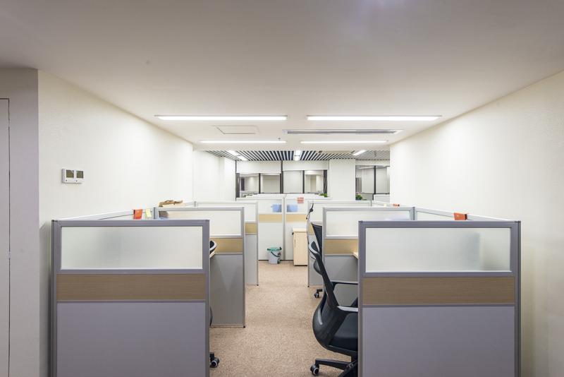深圳办公室装修照明设计的关键点