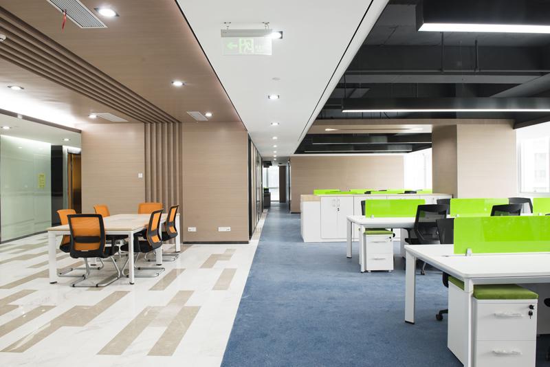 深圳办公室装修空间设计过程中的误区