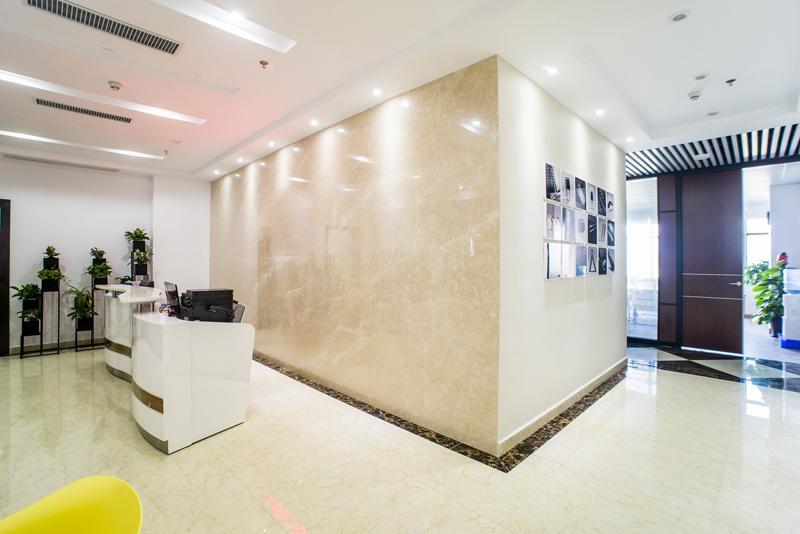深圳办公室装修中绿植的功效