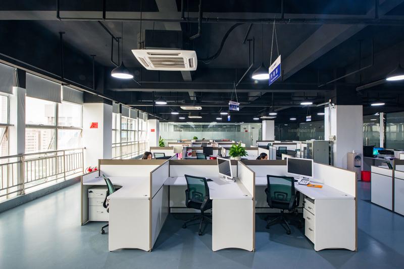 深圳办公室装修设计方案的几种常见技巧